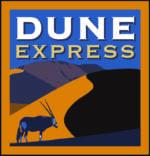 Dune Express Stamp