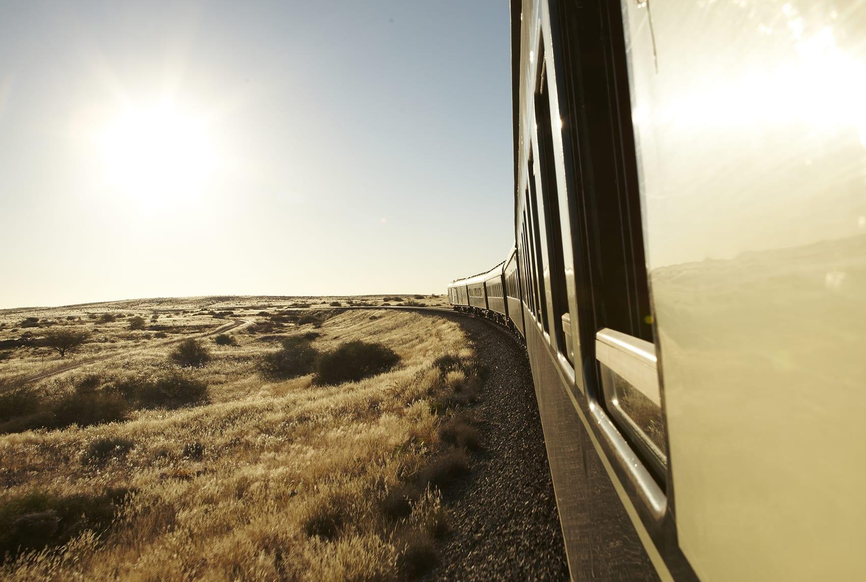 Namib Shongololo Express